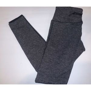 Lululemon herringbone leggings sz 6